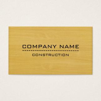 Construction Professional Modern Gold Wood #4