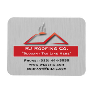 Construction Roofing Magnets