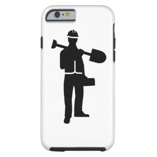Construction worker tough iPhone 6 case
