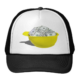 ConstructionHatFullMoney091711 Mesh Hat