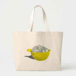 ConstructionHatFullMoney091711 Tote Bags