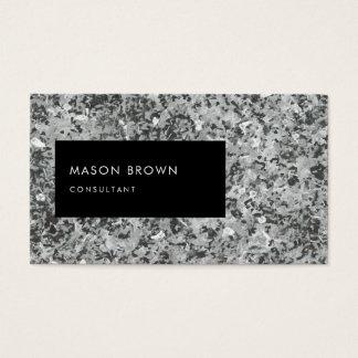 Consultant Profi Modern Abstrakte Kunst Business Card
