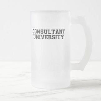 Consultant University Mugs