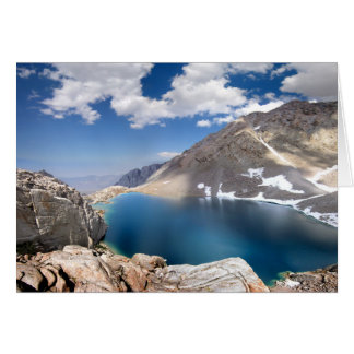 Consultation Lake - Mt Whitney Trail Card