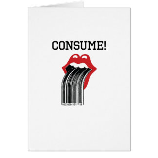 Consume Card