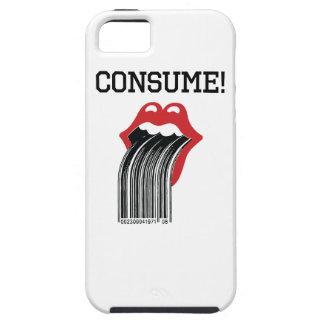 Consume iPhone 5 Case
