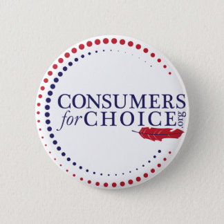 Consumers For Choice Pins