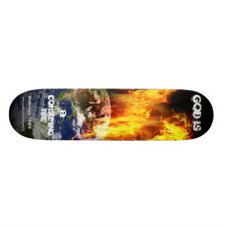 Consuming Fire Skateboard