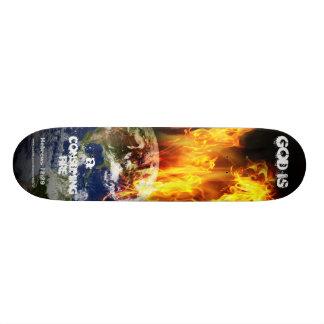 Consuming Fire Skateboard
