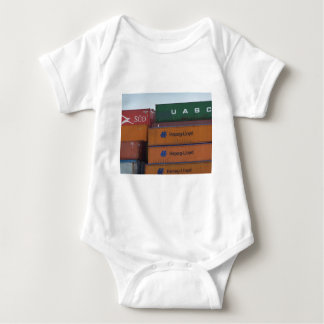 Container Baby Bodysuit