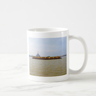 Container Barge Coffee Mugs