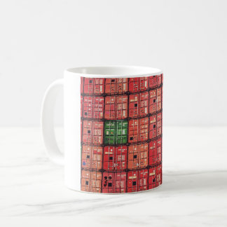 Container Rotterdam' Coffee Mug