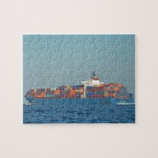 Container Ship APL CHILE Jigsaw Puzzle