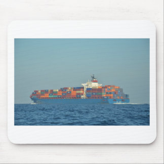 Container Ship APL CHILE Mouse Pad