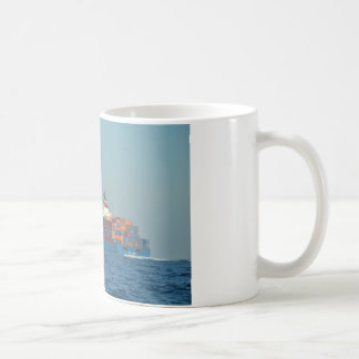 Container Ship APL CHILE Coffee Mug