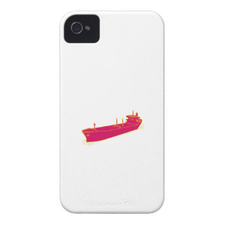 Container Ship Cargo Boat Mono Line Case-Mate iPhone 4 Case