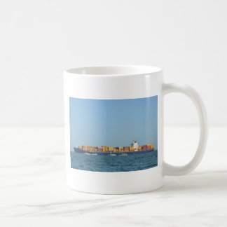 Container Ship Northern Dignity Basic White Mug