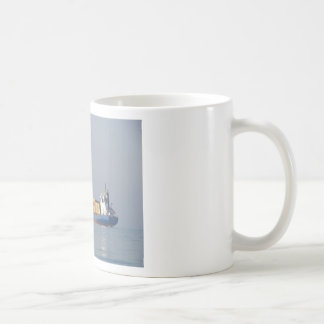 Container Ship Volos Basic White Mug