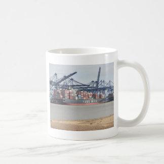 Container Ship YM Unity Basic White Mug