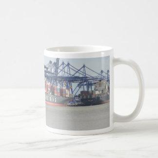 Container Ship YM Unity Mug