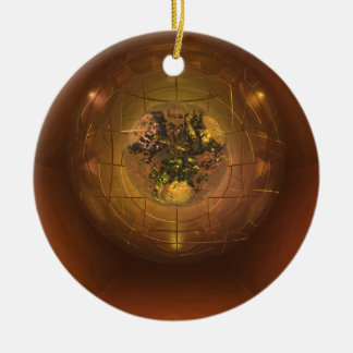 Containment Christmas Tree Ornament