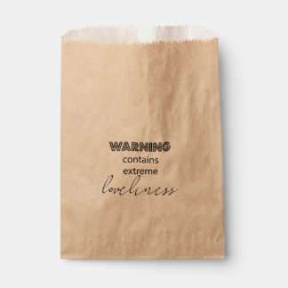 """""""Contains Loveliness"""" Gift bags"""