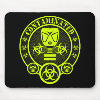 Contaminated Mouse Pad