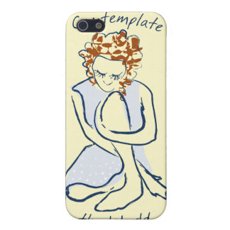 Contemplate the World Case For The iPhone 5