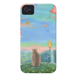 Contemplation iPhone 4 Case-Mate Cases