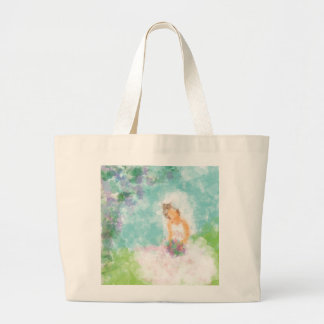 Contemplation Jumbo Tote Bag