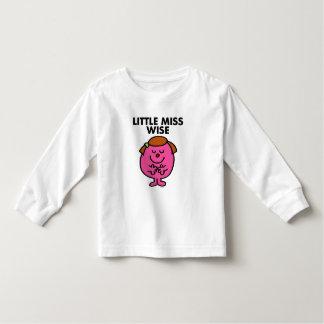 Contemplative Little Miss Wise Shirts