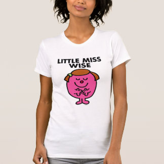 Contemplative Little Miss Wise Tshirt