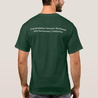 Contemplative Outreach Northwest 30th anniversary T-Shirt