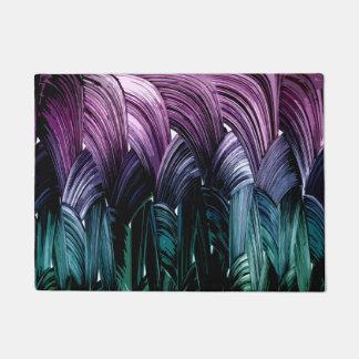 Contemporary Abstract Art Doormat