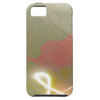 Contemporary  Abstract  Flower iPhone 5 Cover