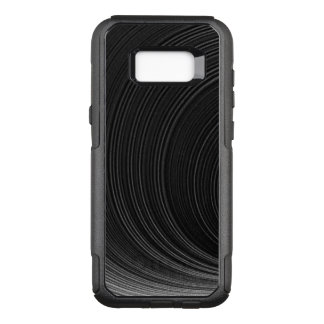 Contemporary Abstract Pattern OtterBox Commuter Samsung Galaxy S8+ Case