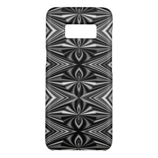 Contemporary Black and White Stylish Pattern Case-Mate Samsung Galaxy S8 Case