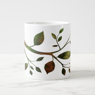 Contemporary Branch Jumbo Mug