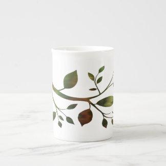 Contemporary Branch Tea Cup