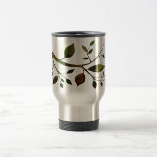 Contemporary Branch Travel Mug