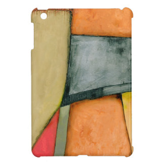 Contemporary Colorful Geometric Shapes iPad Mini Cases