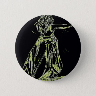 contemporary dance 2 6 cm round badge