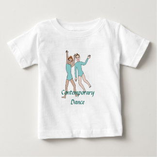 Contemporary Dance Baby T-Shirt