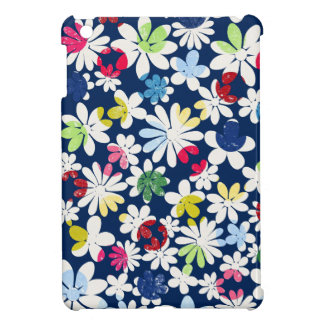 Contemporary Floral Pattern iPad Mini Cover