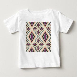 Contemporary Geometric Design Baby T-Shirt