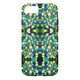 Contemporary Green Pattern iPhone 8/7 Case