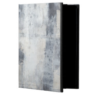 Contemporary Grey Painting Case For iPad Air