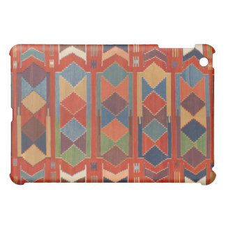 Contemporary Turkish Kilim Pattern Cover For The iPad Mini