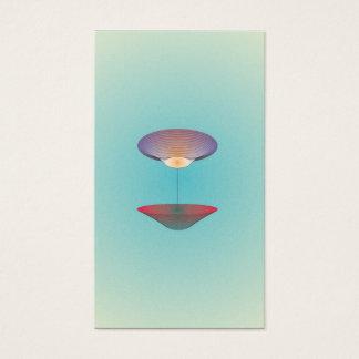 Contempory Lighting Design>Business Card