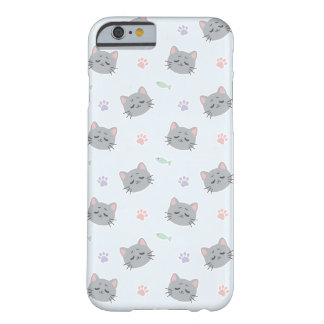 Content Kitty by Yokute Barely There iPhone 6 Case